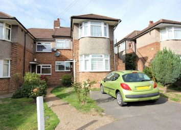 Thumbnail 3 bed flat for sale in Holmesdale Close, London