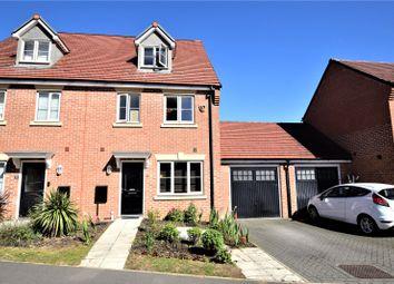 4 bed semi-detached house for sale in Oak Grove, Northampton NN3
