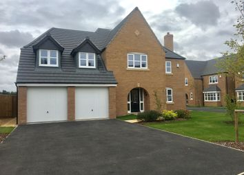 Thumbnail 5 bed detached house for sale in Cosby Road, Littlethorpe, Leicester