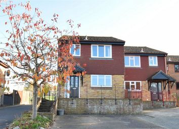 Thumbnail 3 bed semi-detached house for sale in Ashburnham Close, Sevenoaks, Kent