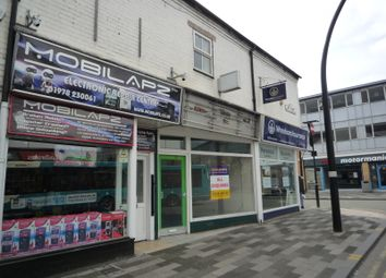 Thumbnail Retail premises to let in Lord Street, Wrexham
