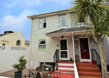 Thumbnail 3 bed end terrace house for sale in Lower Woodfield Road, Torquay