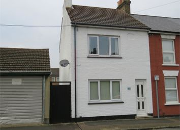 Thumbnail 3 bed end terrace house for sale in Unity Street, Sittingbourne, Kent