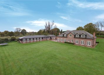 Thumbnail 5 bed detached house for sale in Chobham Park Lane, Chobham, Surrey
