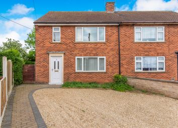 Thumbnail 2 bed semi-detached house for sale in Blyth Road, Oldcotes, Worksop