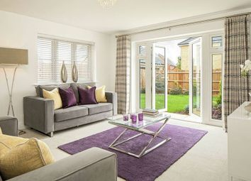 """Thumbnail 5 bed detached house for sale in """"The Parkley"""" at Roundstone Lane, Angmering, Littlehampton"""