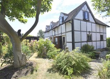 Thumbnail 3 bed cottage for sale in The Cottage, Hillend, Twyning, Tewkesbury, Gloucestershire