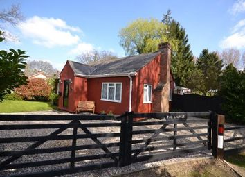 Thumbnail 4 bed detached bungalow for sale in North Hall Road, Quendon