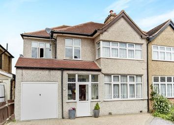 Thumbnail 4 bed semi-detached house for sale in Sandy Way, Shirley, Croydon, Surrey