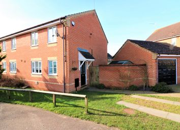 Thumbnail 3 bedroom semi-detached house for sale in Macarthur Drive, Dereham