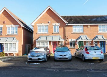 Thumbnail 3 bed semi-detached house to rent in Heathside Close, Ilford