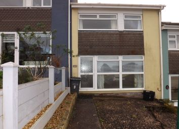 Thumbnail 3 bed terraced house to rent in Oceanview Drive, Brixham