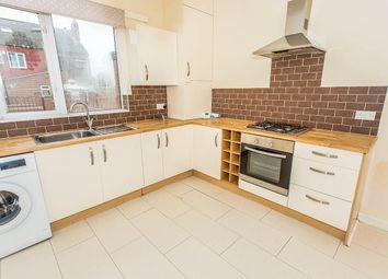 Thumbnail 3 bed terraced house to rent in West Street, Hemsworth, Pontefract