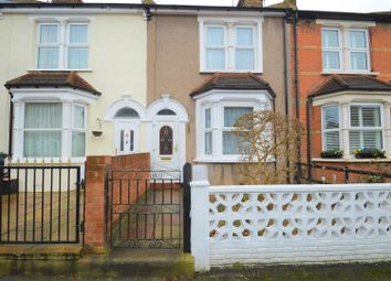 Thumbnail 2 bed terraced house for sale in Portland Avenue, Gravesend