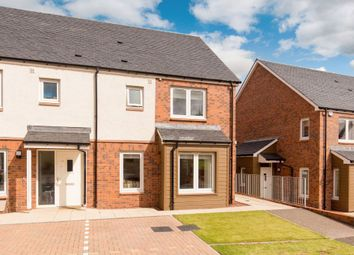 Thumbnail 3 bed end terrace house for sale in 16 Tweedie Lane, Currie