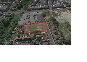 Thumbnail Land for sale in Market Street, Goldthorpe