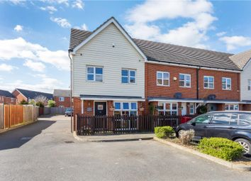 Thumbnail 3 bed end terrace house for sale in Langtree Avenue, Cippenham, Slough