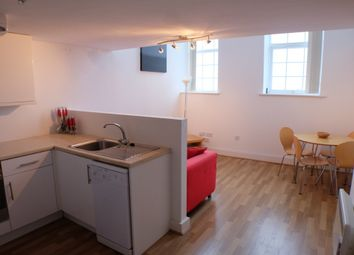 Thumbnail 1 bed flat to rent in St Thomas Lofts, St Thomas, Swansea