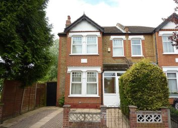 Thumbnail 4 bedroom end terrace house to rent in Bercta Road, London
