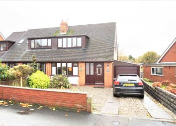 Thumbnail 3 bed semi-detached house for sale in Fearns Avenue, Newcastle