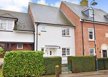 Thumbnail 3 bed end terrace house for sale in The Street, Iwade, Kent