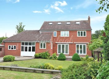 Thumbnail 5 bed detached house for sale in Station Road, Ardleigh, Colchester, Essex