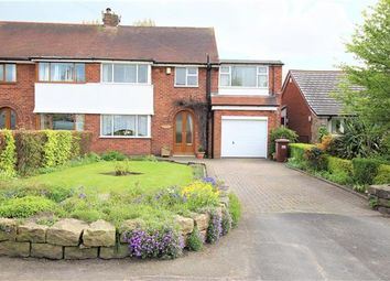 Thumbnail 4 bed semi-detached house for sale in West View, Hoghton Lane, Preston