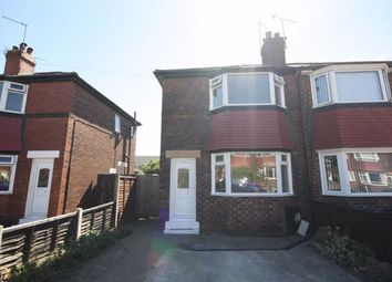 Thumbnail 2 bedroom semi-detached house to rent in Regent Grove, York Road, Doncaster
