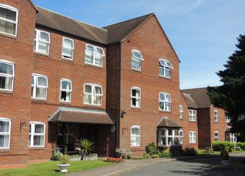 Thumbnail 2 bed flat for sale in Downing Close, Knowle, Solihull