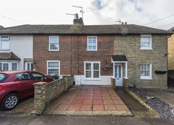 Thumbnail 2 bed terraced house for sale in Glebeland Gardens, Shepperton, Middlesex