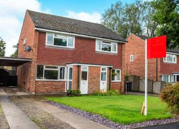 Thumbnail 3 bedroom semi-detached house for sale in Dentdale Drive, Knaresborough, North Yorkshire