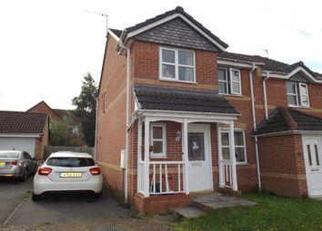 Thumbnail 3 bed semi-detached house to rent in The Pastures, Oadby