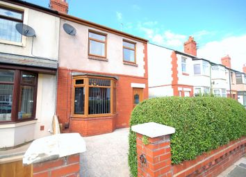 Thumbnail 2 bed end terrace house for sale in Endsleigh Gardens, Blackpool