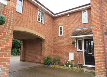 Thumbnail 3 bed terraced house for sale in Burdett Grove, Whittlesey, Peterborough