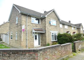 Thumbnail 3 bed end terrace house for sale in Macrae Road, Hartlepool