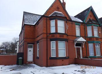 Thumbnail 3 bedroom flat to rent in Rock Lane East, Rock Ferry, Birkenhead