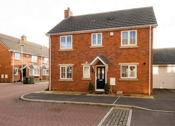 Thumbnail 3 bed detached house for sale in Farmdale Grove, Bloxwich, Walsall, West Midlands