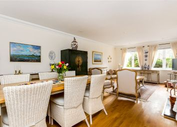 Thumbnail 3 bedroom flat for sale in Broadwater Place, Weybridge, Surrey