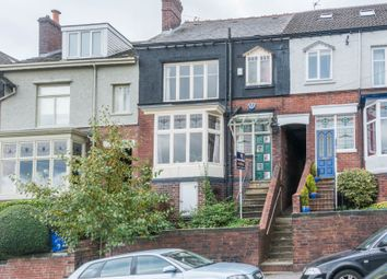 Thumbnail 4 bed terraced house for sale in Glenalmond Road, Sheffield