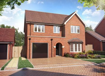 Thumbnail 4 bedroom detached house for sale in Weston Road, Aston Clinton, Aylesbury