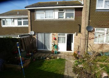 Thumbnail 3 bed terraced house for sale in Connell Drive, Brighton