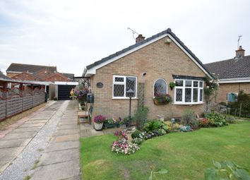 Thumbnail 2 bed detached bungalow for sale in St. Lawrence Avenue, Snaith, Goole