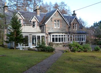Thumbnail 4 bed detached house for sale in Kingussie Road, Newtonmore