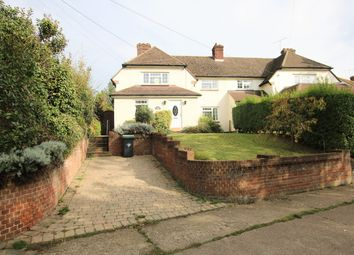 Thumbnail 3 bed semi-detached house for sale in High Street, Stebbing, Dunmow