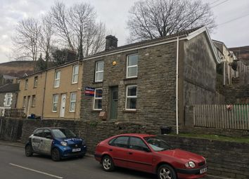 Thumbnail 2 bed terraced house to rent in Cardiff Road, Troedyrhiw, Merthyr Tydfil