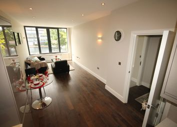 Thumbnail 1 bed flat for sale in Flat 11 Swan House, The Embankment, Bedford