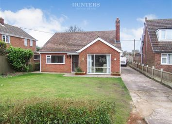 3 bed detached bungalow for sale in Gainsborough Road, Scotter, Gainsborough DN21
