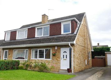 Thumbnail 3 bedroom semi-detached house for sale in Chantry Close, Woodthorpe, York