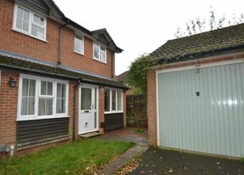 Thumbnail 1 bedroom end terrace house to rent in Black Acre Close, Amersham