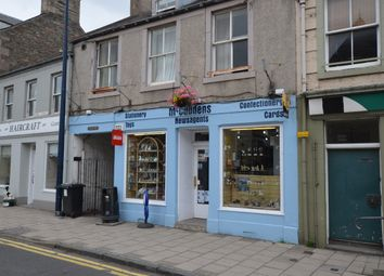Thumbnail Retail premises for sale in 39 High Street, Selkirk
